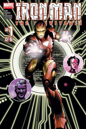 Iron Man: Inevitable (2005) #1
