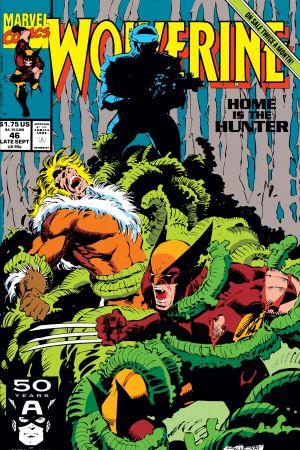 Wolverine (1988) #46