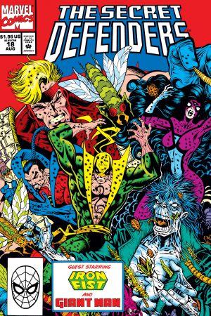 Secret Defenders (1993) #18