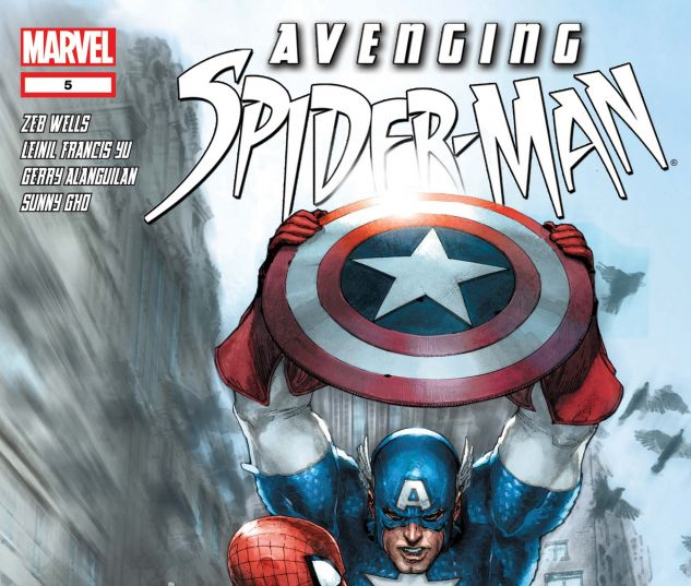 Avenging Spider-Man (2011) #5