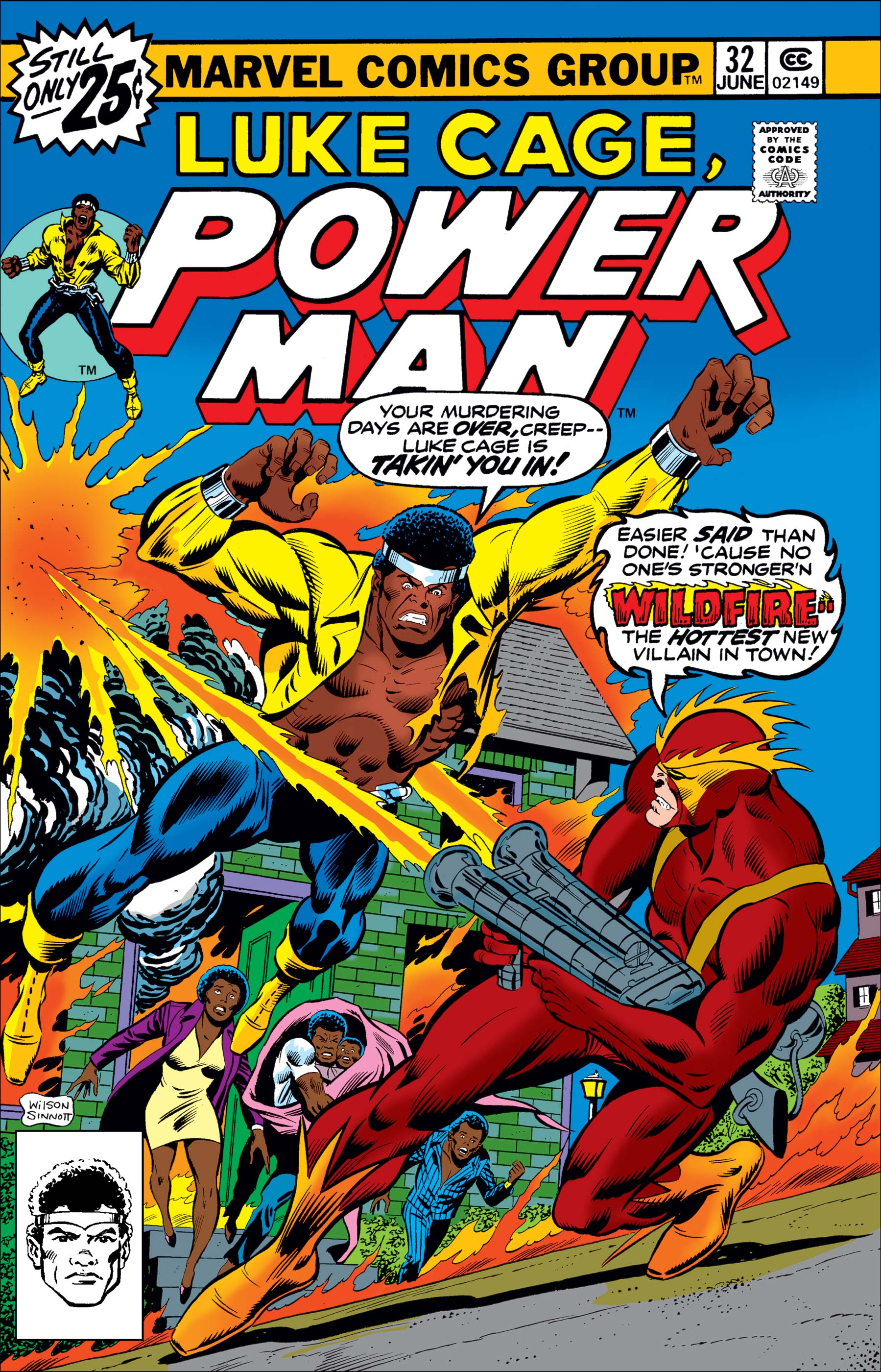Power Man (1974) #32