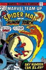 Marvel Team-Up (1972) #39 cover