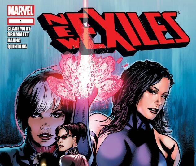 New Exiles (2008) #1