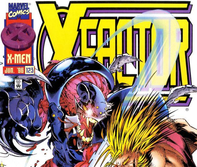X-Factor (1986) #123
