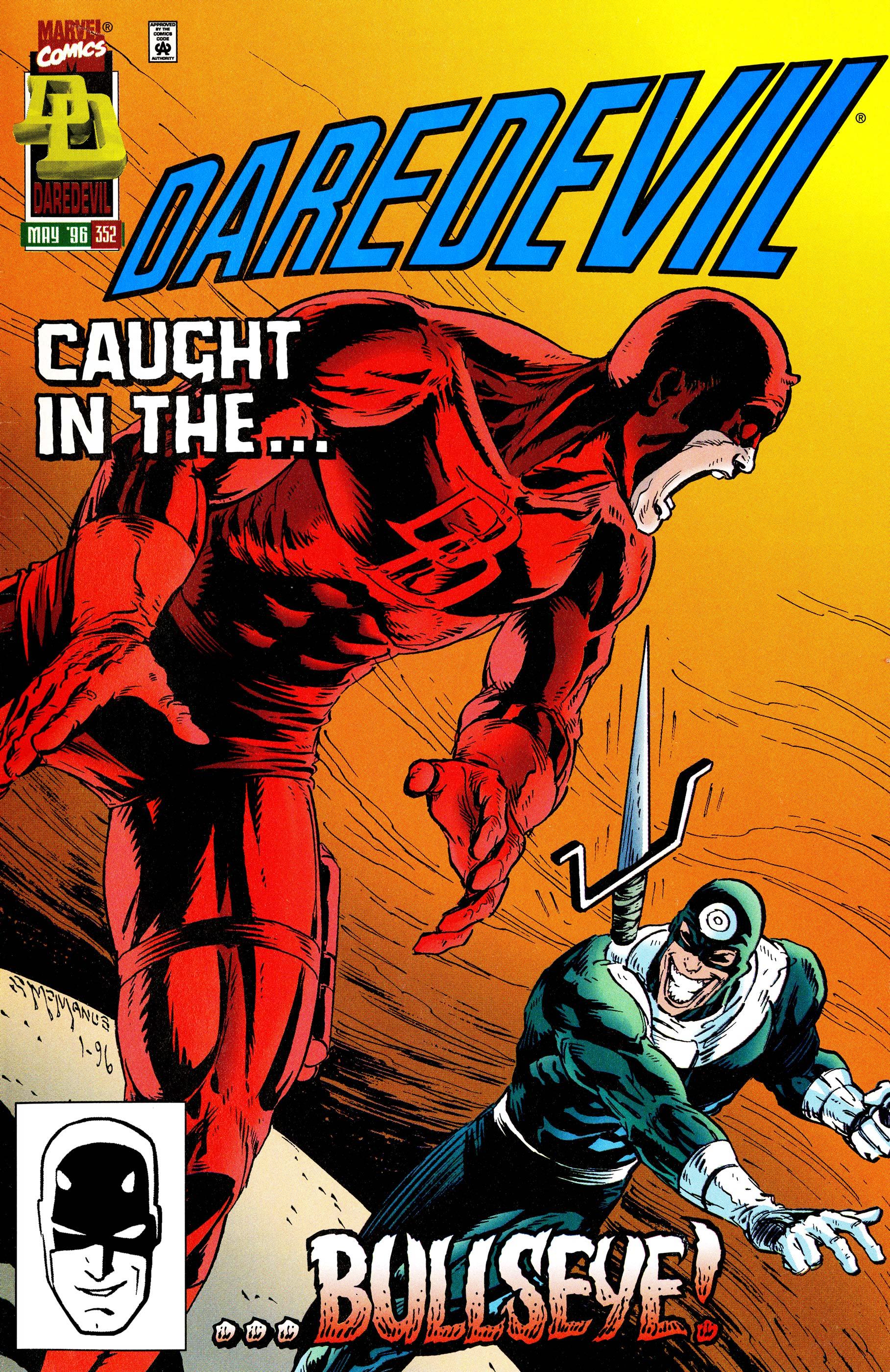 Daredevil (1964) #352