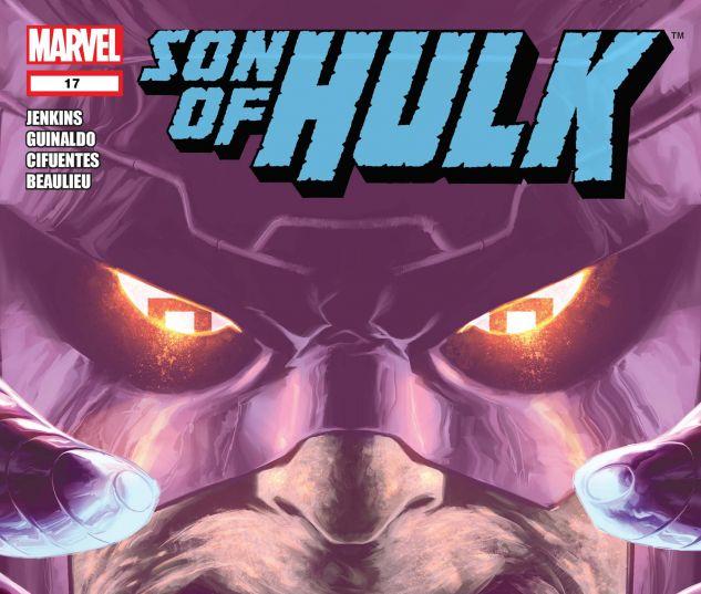 SON OF HULK (2008) #17