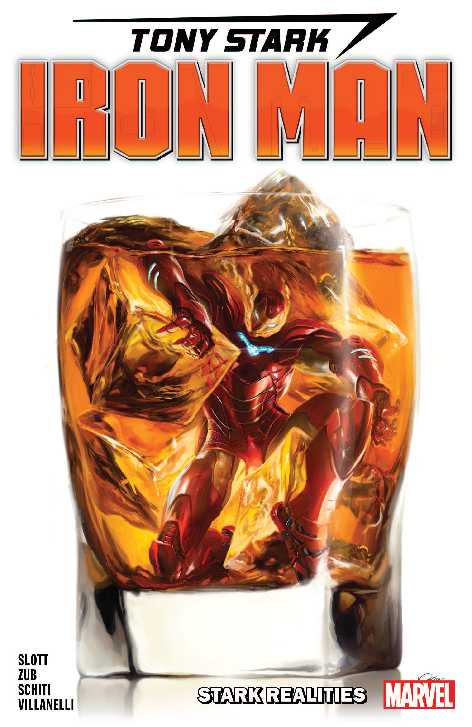 Tony Stark: Iron Man Vol. 2 - Stark Realities (Trade Paperback)