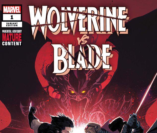 WOLVERINE VS. BLADE SPECIAL 1 SCALERA VARIANT #1