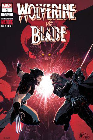 Wolverine Vs. Blade Special  (2019) #1 (Variant)