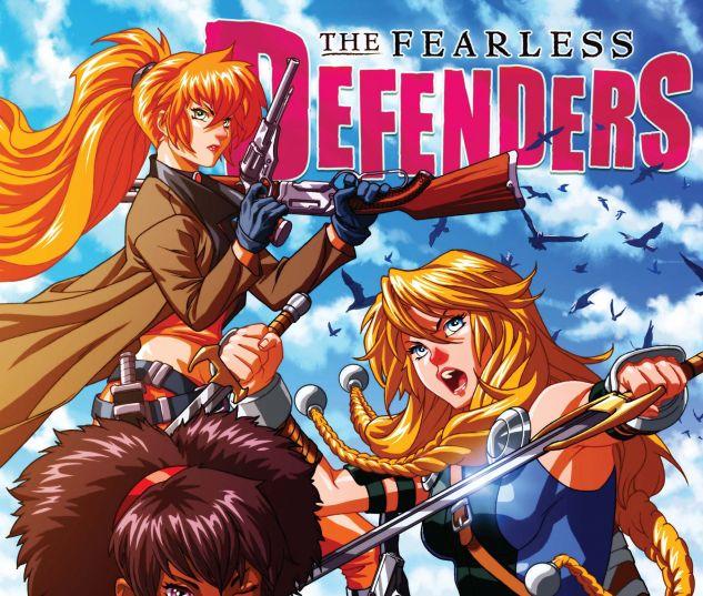 FEARLESS DEFENDERS (2013) #9