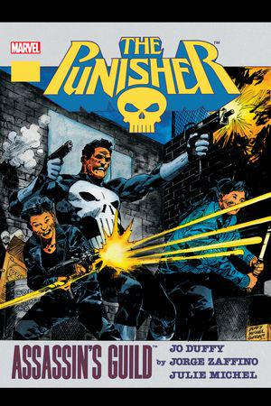 The Punisher: Assassins' Guild Graphic Novel #1