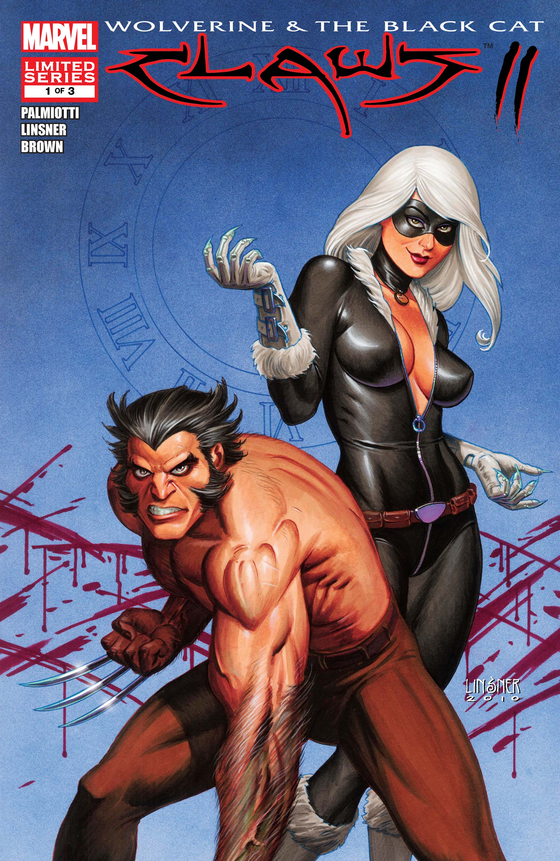 Wolverine & Black Cat: Claws 2 (2010) #1