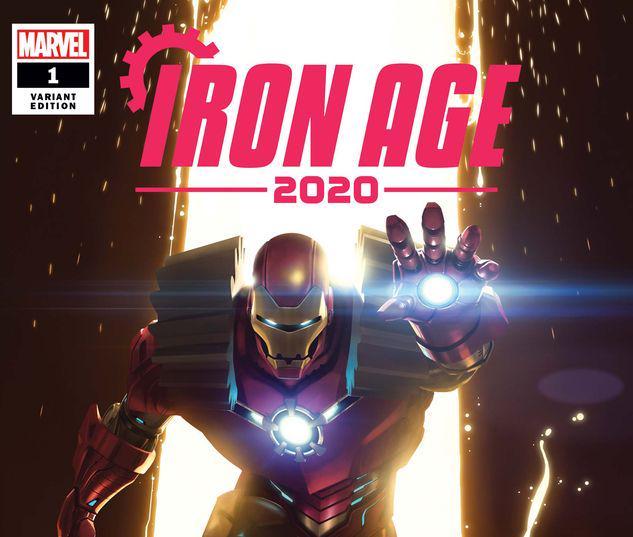 2020 IRON AGE 1 RAHZZAH VARIANT #1