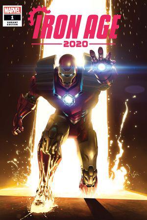 2020 Iron Age (2020) #1 (Variant)