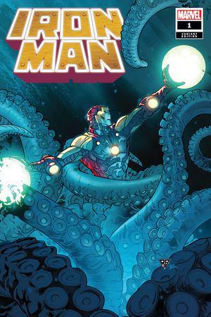 Iron Man (2020) #1 (Variant)