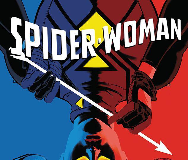 SPIDER-WOMAN: SHIFTING GEARS VOL. 2 - CIVIL WAR II TPB #2