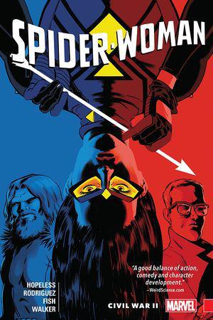 Spider-Woman: Shifting Gears Vol. 2: Civil War II (Trade Paperback)