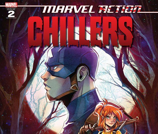 Marvel Action Chillers #2