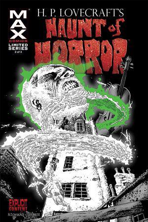 Haunt of Horror: Lovecraft #2