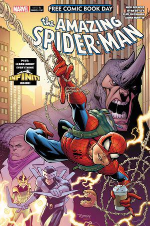 Free Comic Book Day (The Amazing Spider-Man) #1
