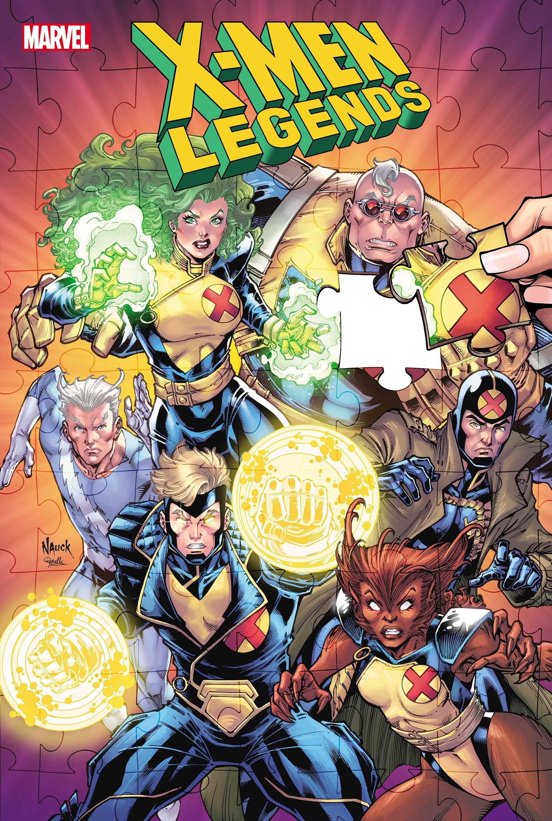 X-Men Legends (2021) #5
