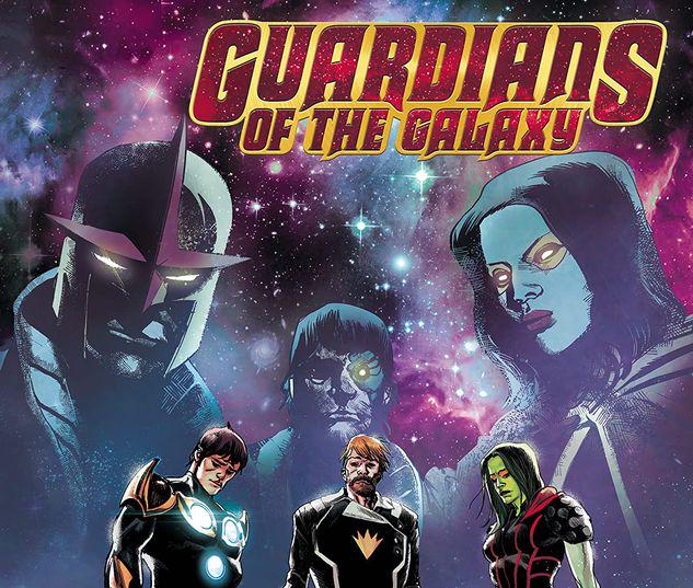 GUARDIANS OF THE GALAXY BY AL EWING VOL. 2: HERE WE MAKE OUR STAND TPB #4