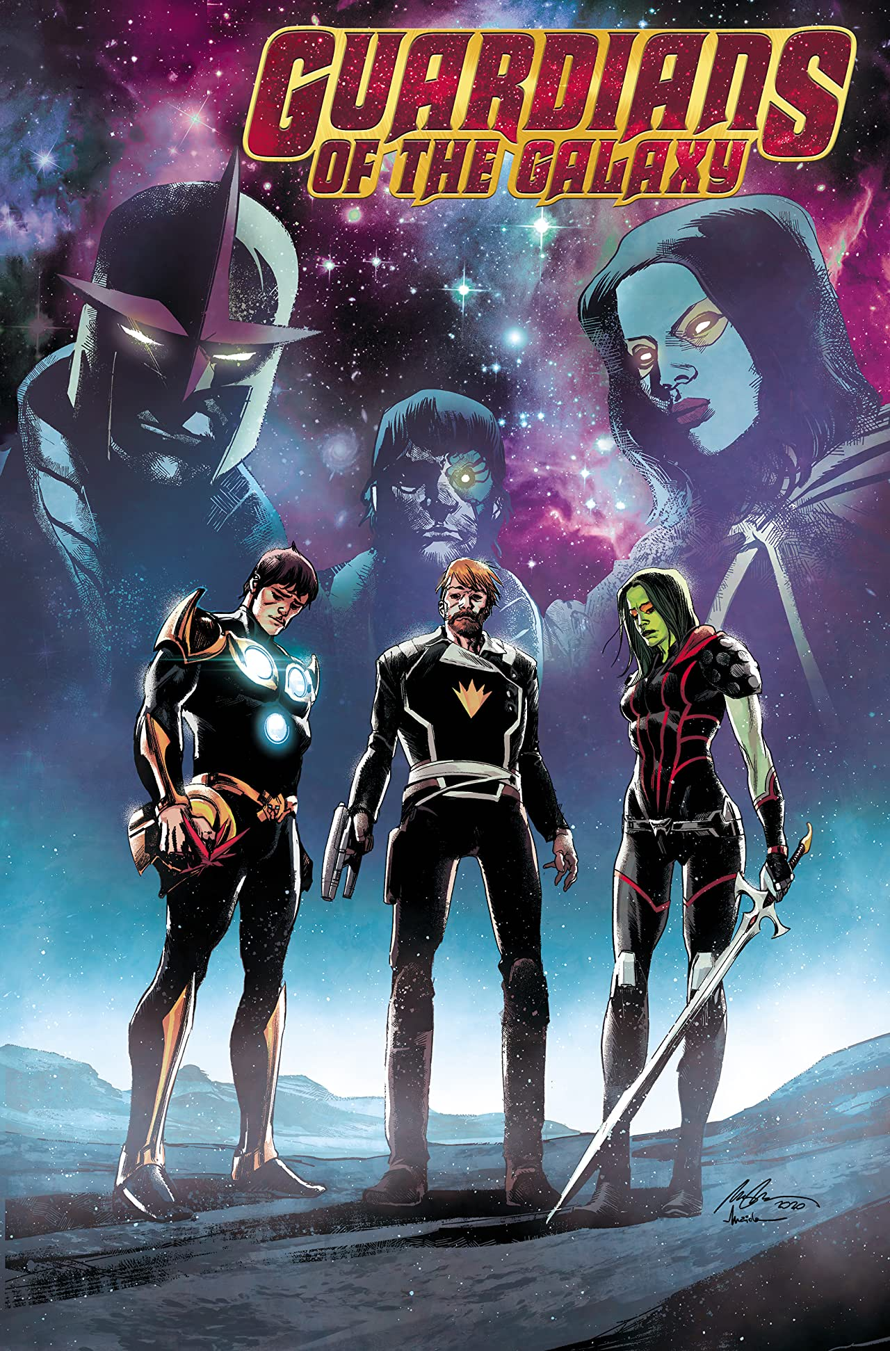 Guardians Of The Galaxy By Al Ewing Vol. 2: Here We Make Our Stand (Trade Paperback)