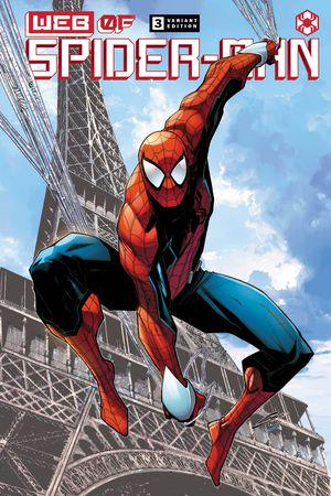W.E.B. of Spider-Man (2021) #3 (Variant)