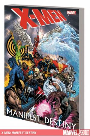 X-Men: Manifest Destiny (Trade Paperback)