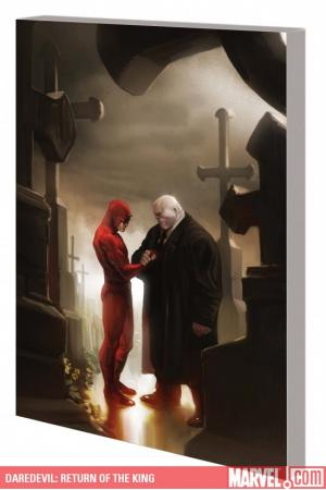Daredevil: Return of the King (Trade Paperback)