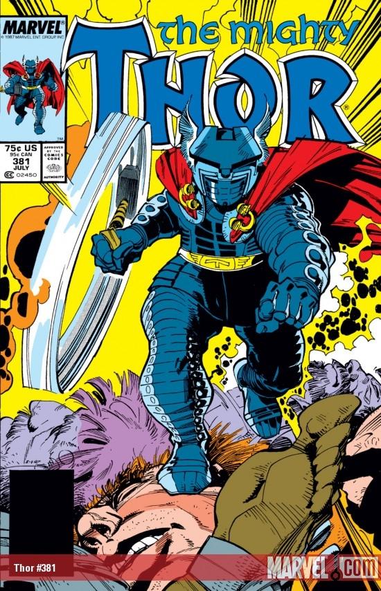 Thor (1966) #381