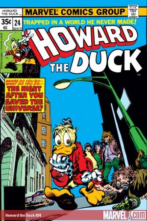 Howard the Duck (1976) #24