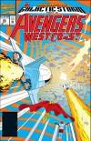 Avengers West Coast #82