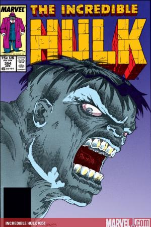 Incredible Hulk #354