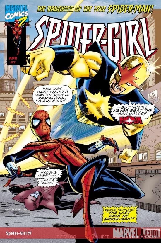 Spider-Girl (1998) #7