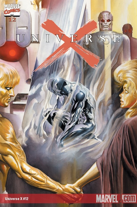 Universe X (2000) #12
