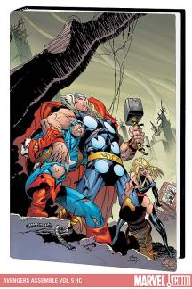 Avengers Assemble Vol. 5 (Hardcover)