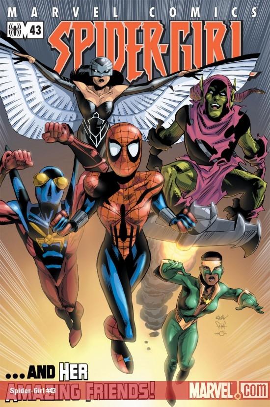 Spider-Girl (1998) #43