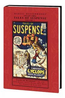 Marvel Masterworks: Atlas Era Tales of Suspense Vol. 1 (Hardcover)