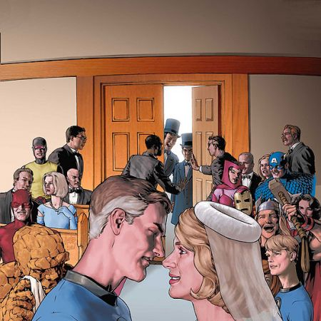 FANTASTIC FOUR: THE WEDDING #1