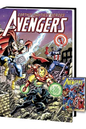 Avengers Assemble Vol. 2 (Hardcover)
