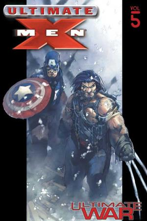 ULTIMATE X-MEN VOL. 5: ULTIMATE WAR TPB (Trade Paperback)