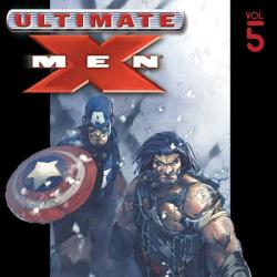 ULTIMATE X-MEN VOL. 5: ULTIMATE WAR COVER