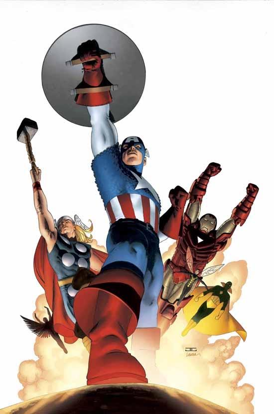 Avengers (1998) #500 (Director's Cut)