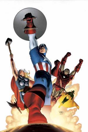 Avengers #500  (Director's Cut)
