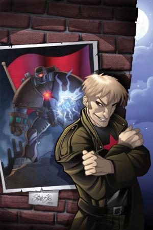 Crimson Dynamo (2003) #4