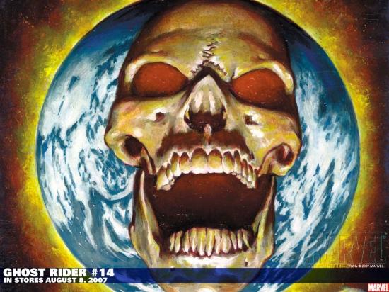 Ghost Rider (1973) #14 Wallpaper