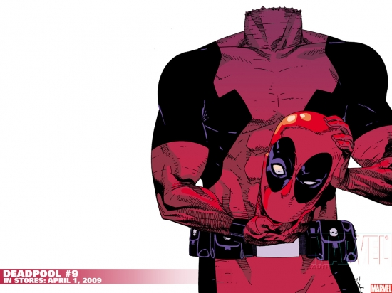 Deadpool (1997) #9 Wallpaper