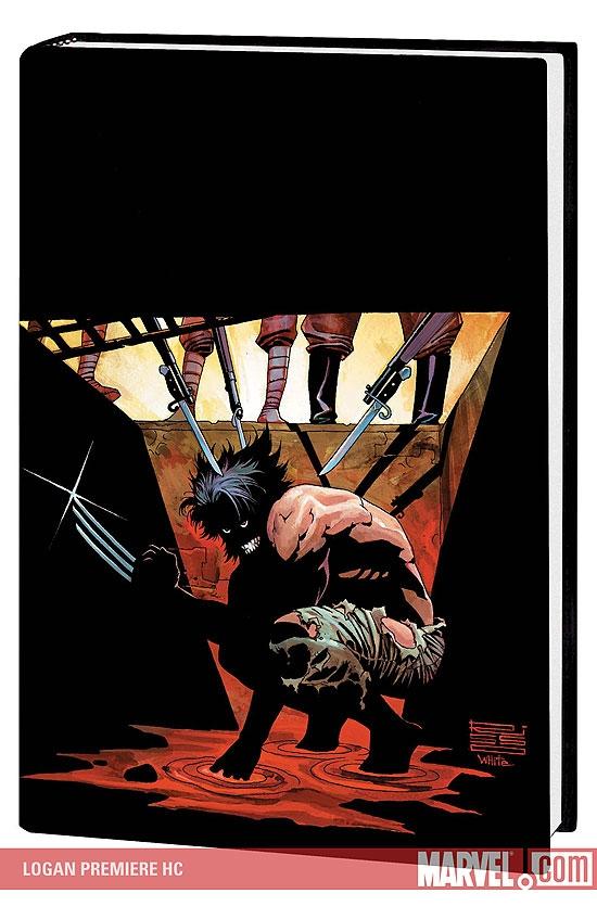 Logan Premiere (Hardcover)