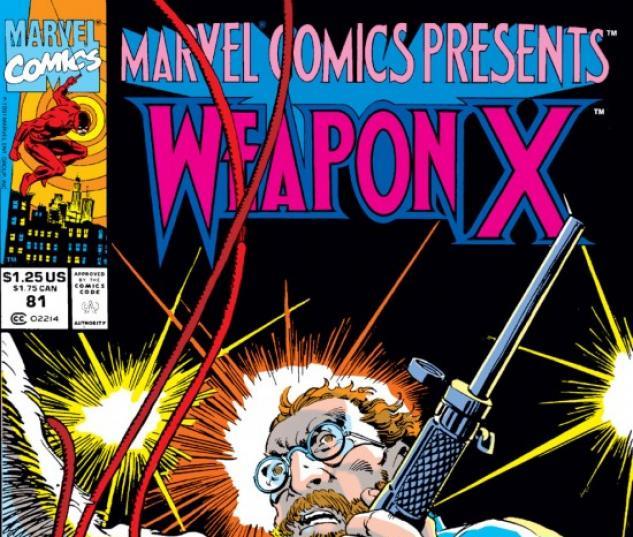 Marvel Comics Presents #81